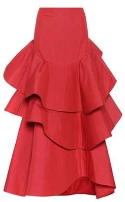 Rosie Assoulin Flounced skirt