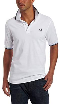 Fred Perry Men s Twin Tipped Polo Shirt-M1200 aaba103b5e8