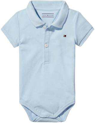 Tommy Hilfiger TH Baby Polo Onesie In Gift Box