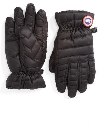 Canada GooseWomen's Canada Goose Waterproof Down Gloves