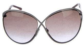 Tom Ford Sienna Oversize Sunglasses