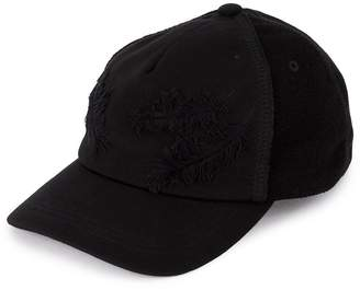 CA4LA feather embroidered cap
