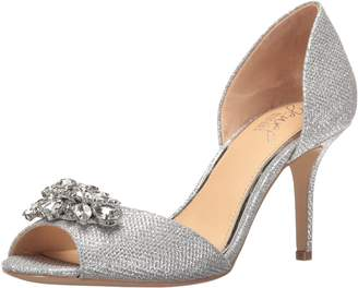Badgley Mischka Jewel Women's Hays Dress Sandal