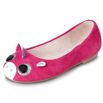 Bloch Pink Unicorn Flats