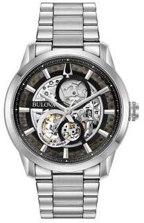 Bulova Sutton Automatic Skeleton Watch