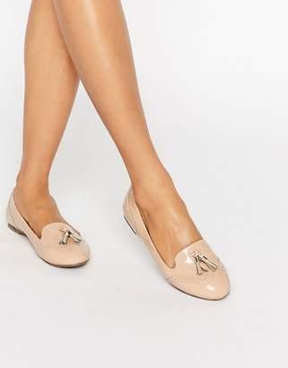 Miss KG Karina Brogue Tassel Loafers
