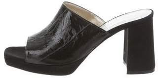 Amélie Pichard Janet Leather Sandals