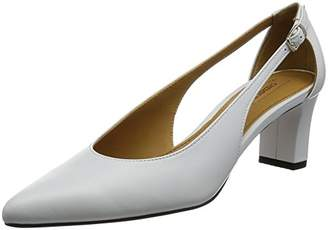 Chembur (チェンバー) - [チェンバー] CHEMBUR POINTED SIDE SLIT C64127-01 WHITE (WHITE/38)
