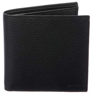 Gucci Leather Bifold Wallet w/ Tags