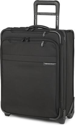 Briggs & Riley Baseline International carry-on expandable upright suitcase 51cm, Black