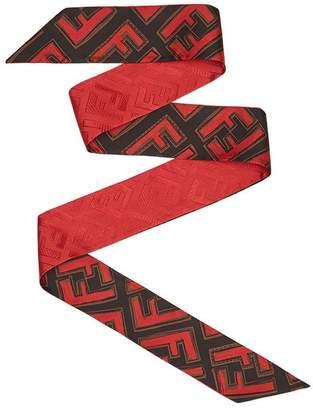 Fendi FF wrappy scarf