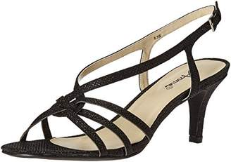 Annie Shoes Women's Lil Wide Calf Dress Sandal $19.29 thestylecure.com