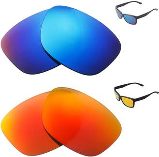 b2ba7a509e Oakley Walleva Polarized Replacement Lenses For Forehand Sunglasses