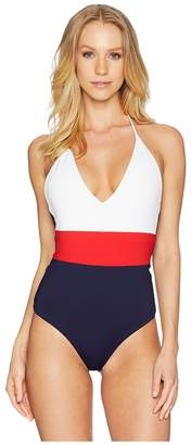 Tavik Chase One-Piece Color Blocked Women's Swimsuits One Piece