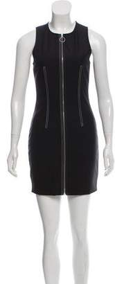 Alexander Wang Full-Zip Mini Dress w/ Tags
