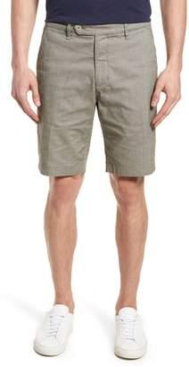Ted Baker Herbott Stretch Cotton Shorts