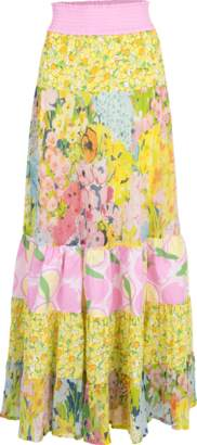 Moschino Floral Maxi Skirt
