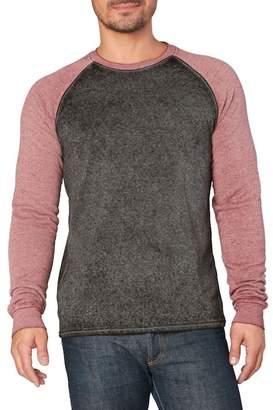 Threads 4 Thought Washed Raglan Sleeve Sweatshirt