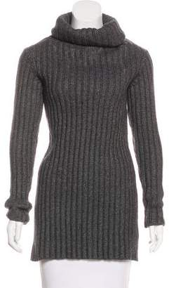 Calvin Klein Collection Merino Wool-Blend Turtleneck Sweater