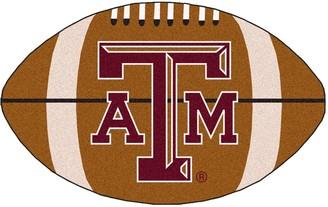 NCAA Fanmats FANMATS Texas A&M Aggies Football Rug