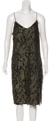 Ralph Lauren by Ralph Lace Knee-Length Dress