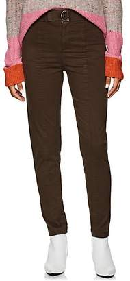 A.L.C. Women's Romeo Cotton Twill Pants - Green