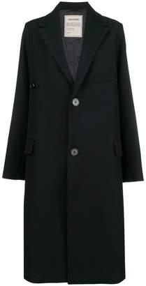 Zadig & Voltaire Zadig&Voltaire oversized buttoned coat