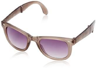 Icon Eyewear Men's 20198 Wayfarer Sunglasses