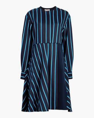 Sportmax Wool A-Line Dress