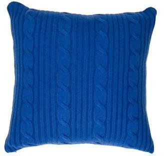 Arabella Rani Cashmere Throw Pillow w/ Tags