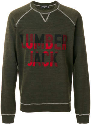 DSQUARED2 Lumber Jack sweatshirt