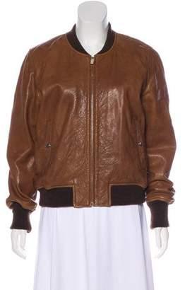 Etoile Isabel Marant Leather Casual Jacket