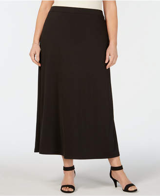 0236d07e5c6b0 Long Black A Line Skirt - ShopStyle Australia