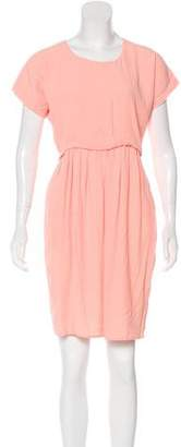 See by Chloe Short Sleeve Knee-Length Dress w/ Tags