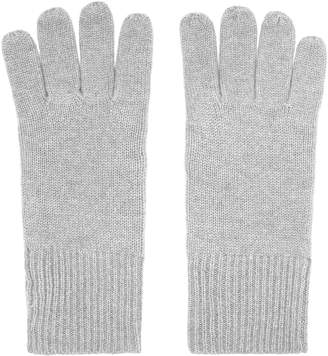 Reiss EMMERSON GLOVES CASHMERE GLOVES Grey