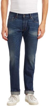 Tom Ford Faded Slim Pant