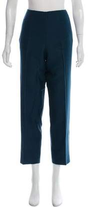 Akris High-Rise Cropped Pants