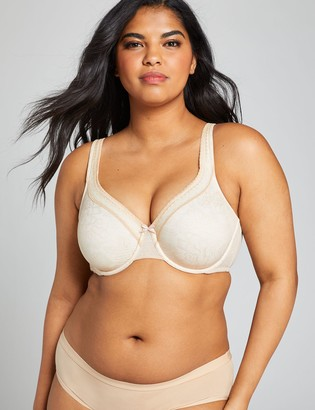 8d4715cc1 at Lane Bryant · Lane Bryant Modern Lace Unlined Full Coverage Bra