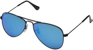 Ray-Ban Junior RJ9506S Aviator 50mm Fashion Sunglasses