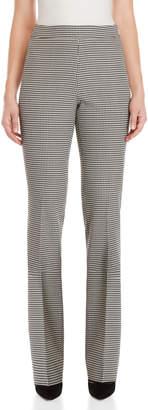 Giambattista Valli Houndstooth Wool Pants