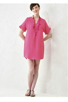 Paige Charlie Solid Pink Tunic