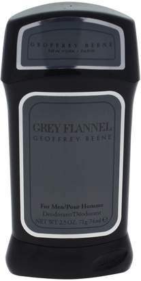 Geoffrey Beene Grey Flannel Deodorant Stick for Men, 2.5 Oz, 0.25 lb
