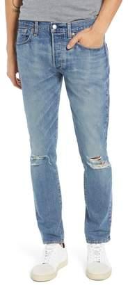 Levi's 501(TM) Slim Fit Jeans