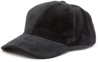 Public Opinion Velvet Baseball Hat