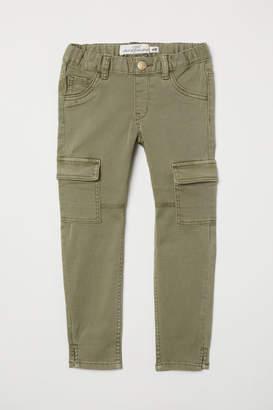 H&M Cargo Pants - Green