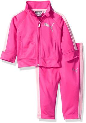Puma Baby Girl's Girls' Tricot Tracksuit Set Pants