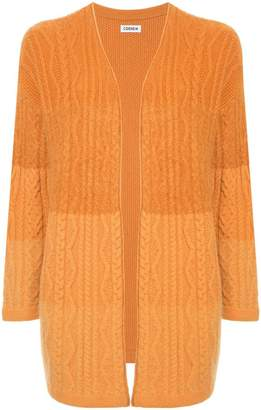 Coohem open-front fitted cardigan