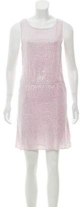 Calypso Silk Mini Dress w/ Tags