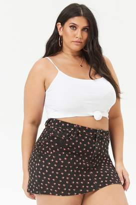 d8604b42131 Plus Size Mini Skirts For Women - ShopStyle Canada