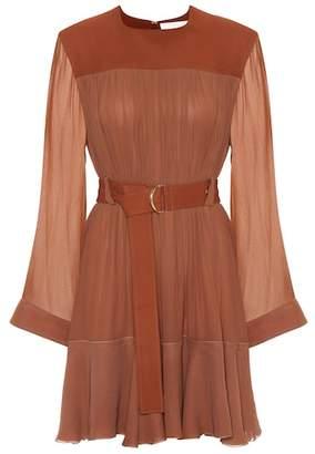 Chloé Silk minidress